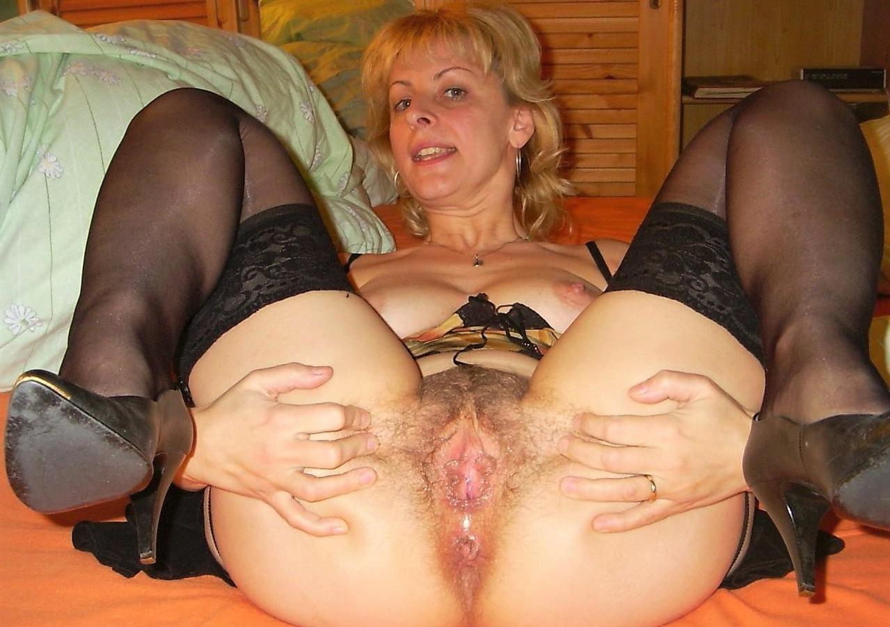 nice wet mature hairy pussy pics